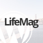 LifeMag - Magazine, Blog WordPress Theme