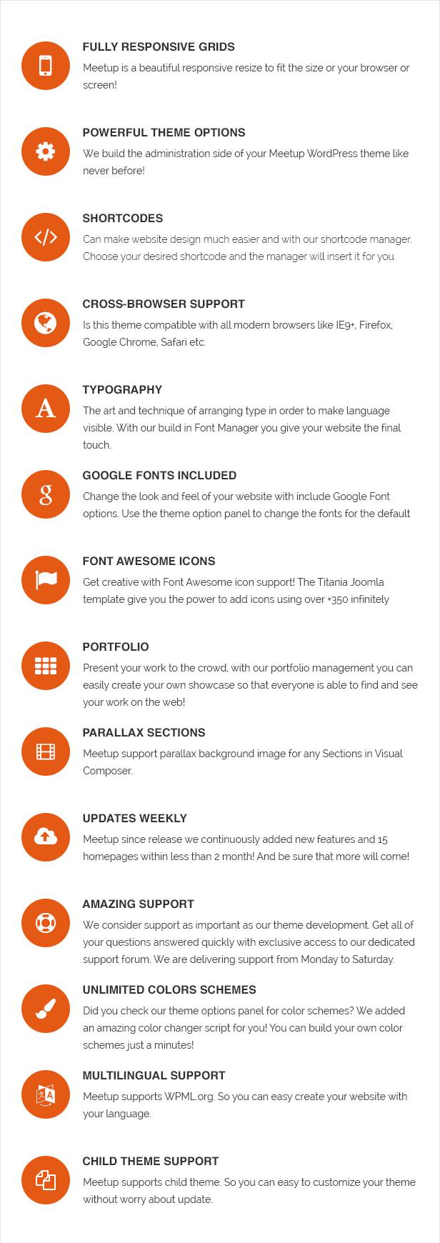 Google themes on safari - Meetup Conference Event Wordpress Theme