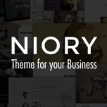 Niory - One Page Joomla Template