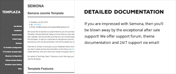 detaildocument - Semona - Business Joomla Template