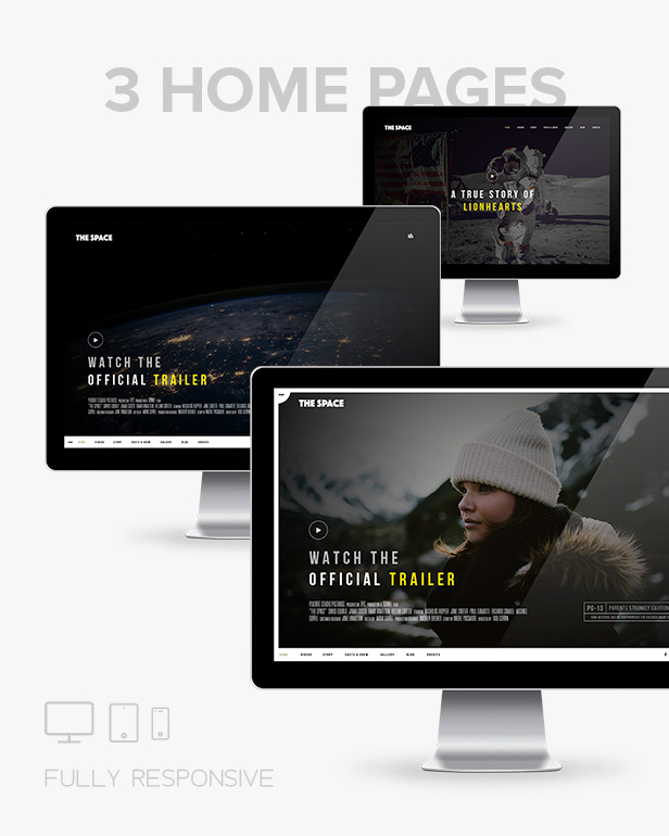 Film Home Pages