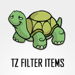 TZ Filter Items