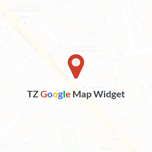 TZ Google Map Widget