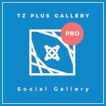 TZ Plus Gallery - Joomla Pro Version
