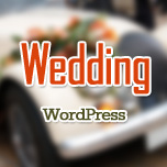 Wedding - WordPress version